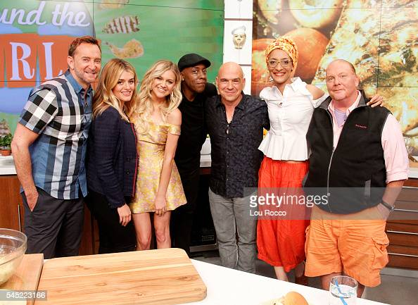 THE CHEW 7/6/16 Arsenio Hall and Kelsea Ballerini are guests on THE CHEW airing MONDAY FRIDAY on the ABC Television Network BATALI