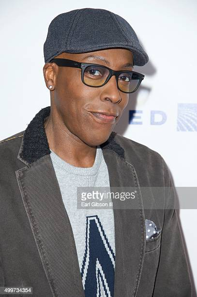 Arsenio Hall attends the Ebony Magazine's Power 100 Gala at The Beverly Hilton Hotel on December 2 2015 in Beverly Hills California