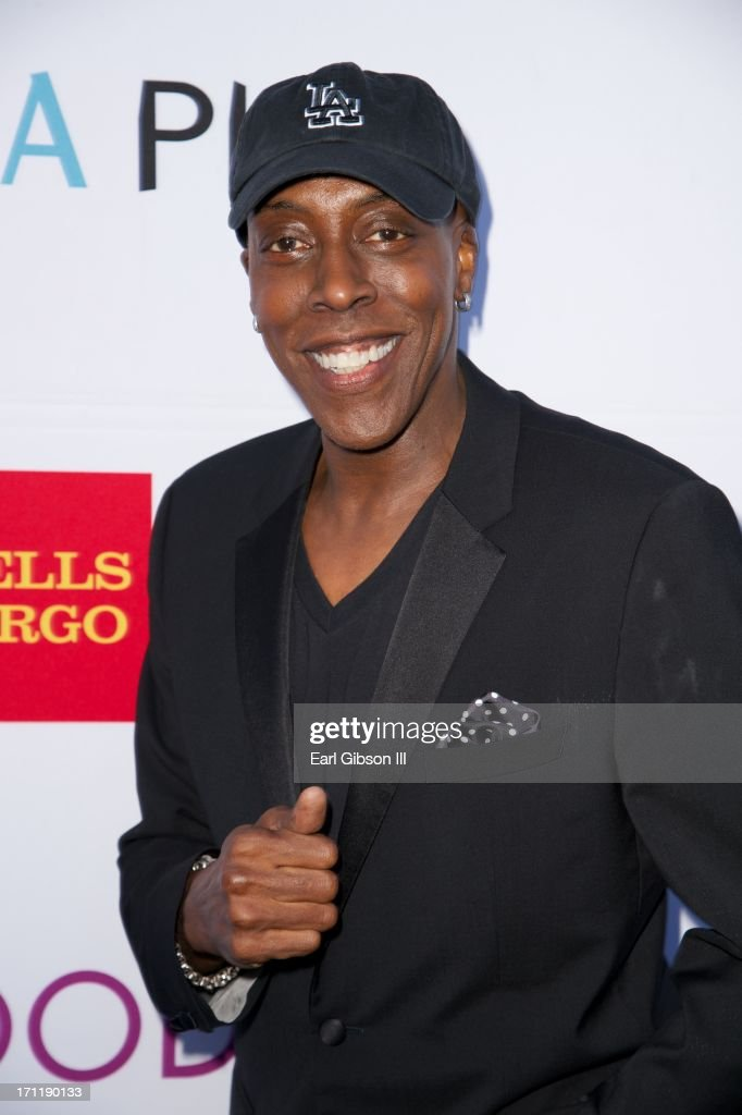 Arsenio Hall attends the Hollywood Bowl Hall Of Fame Opening Night at The Hollywood Bowl on June 22, 2013 in Los Angeles, California.