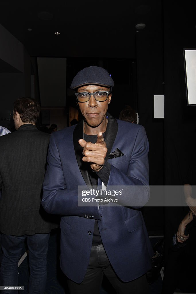 Arsenio Hall backstage during the THE GRAMMY NOMINATIONS CONCERT LIVE COUNTDOWN TO MUSIC'S BIGGEST NIGHT® broadcast Friday Dec 6 on the CBS...