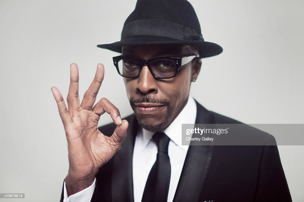 Arsenio Hall is photographed for Self Assignment on February 22, 2014 in Los Angeles, California.