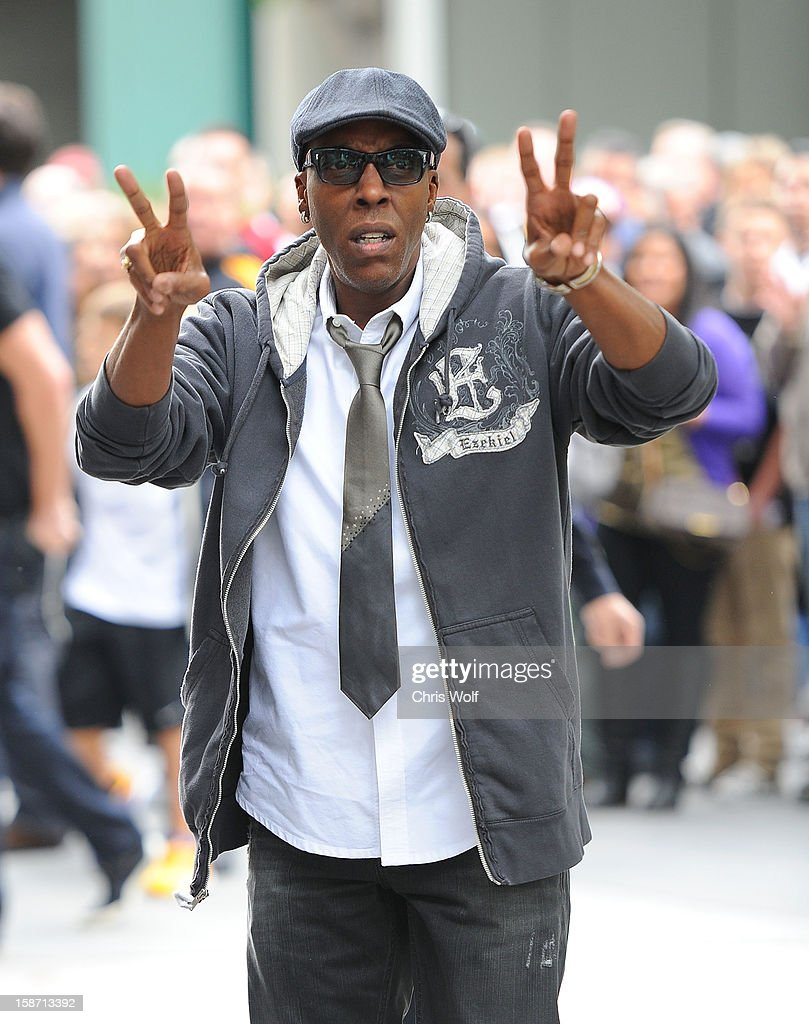 Arsenio Hall is seen on December 25, 2012 in Los Angeles, California.