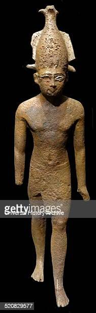 Arsenuphis' or a Nubian god who is associated with the goddess Isis New Kingdom and has a cult cantered at Meroe He was recognized as a 'Good Friend'...