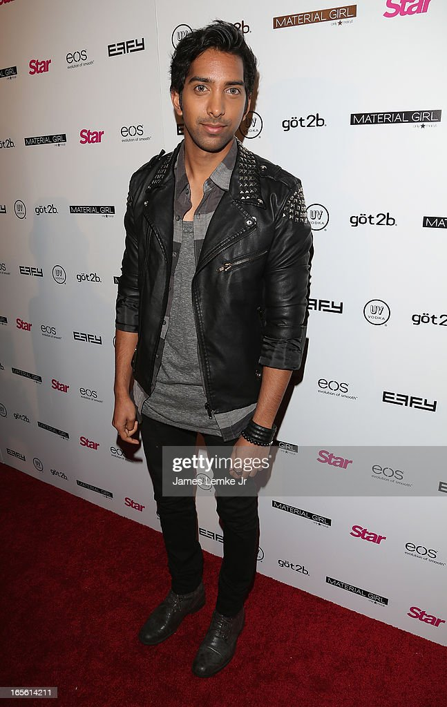 Arshad Aslam attends the Star Magazine's 'Hollywood Rocks' Party held at the Playhouse Hollywood on April 4, 2013 in Los Angeles, California.