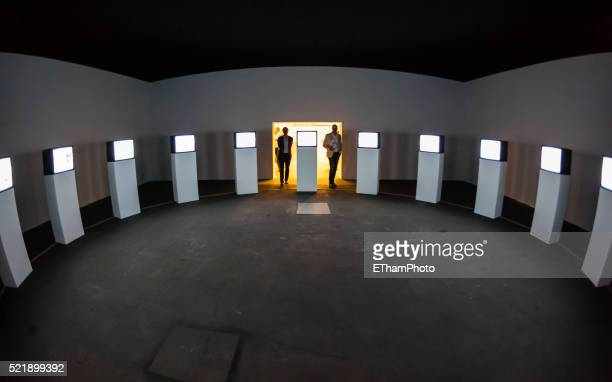 'Art Basel 2014' modern art show in Basel, Switzerland.