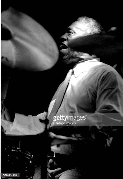 Art Blakey Ronnie Scott's London 1984 Art Blakey also known as Abdullah Ibn Buhaina was an American jazz drummer and bandleader