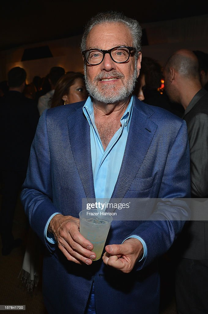Art collector Howard Rachofsky attends the amfAR Inspiration Miami Beach Party on December 6, 2012 in Miami Beach, United States.
