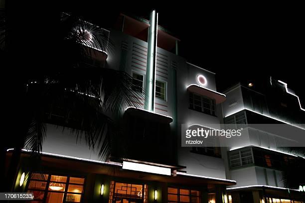Art Deco at Night I