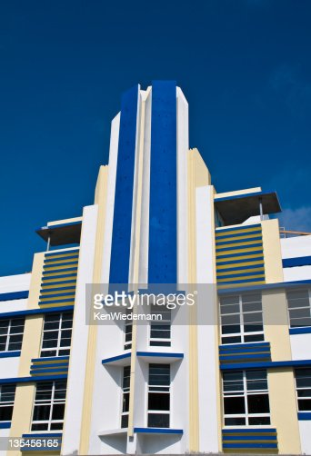 Art Deco District Stock Photos And Pictures Getty Images