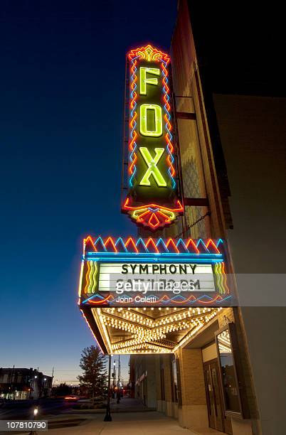 Art Deco Fox Theater