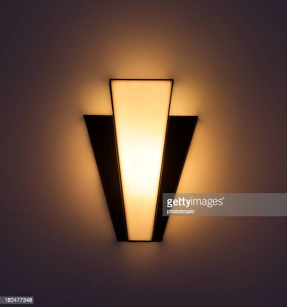 Art-Deco-Wand light