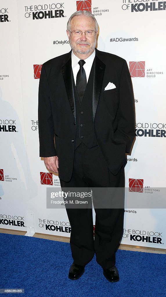 Art director Billy Ray attends the 18th Annual Art Directors Guild Excellence in Production Design Awards at The Beverly Hilton Hotel on February 8, 2014 in Beverly Hills, California.