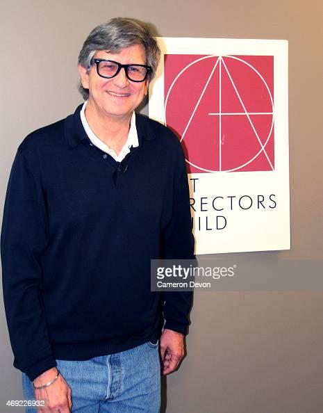 Art director Rick Carter attends Art Directors Guild Presents A Conversation With Star Wars VII Production Designer Rick Carter at Art Directors...