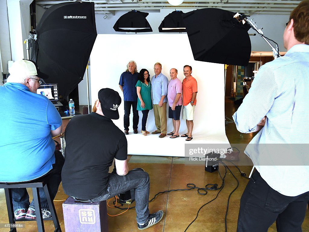 Art Director Ron Roark Photographer Brent Harrington Recording Artists Ricky Skaggs Sharon White Jamie Dailey Darrin Vincent with Jimmy Fortune...