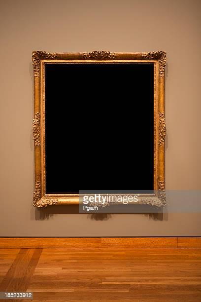 アートギャラリーで展示を表示
