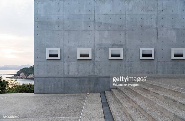 Art Exhibits Benesse House Museum Naoshima Japan