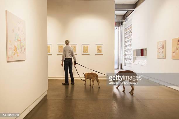Art gallery at Chelsea
