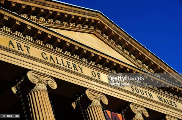 Art Gallery of New South Wales, The Domain, Sydney, New South Wales, Australia