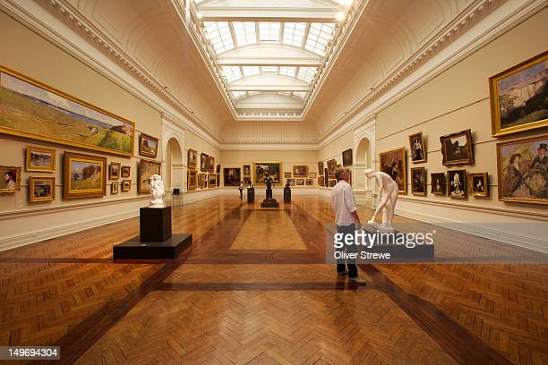 NSW Art Gallery.