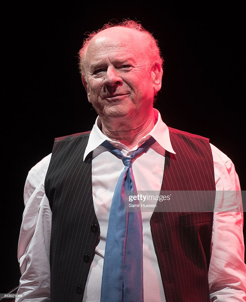 Art Garfunkel performs in the Acousic Tent during Glastonbury Festival 2016 at Worthy Farm, Pilton on June 25, 2016 in Glastonbury, England.