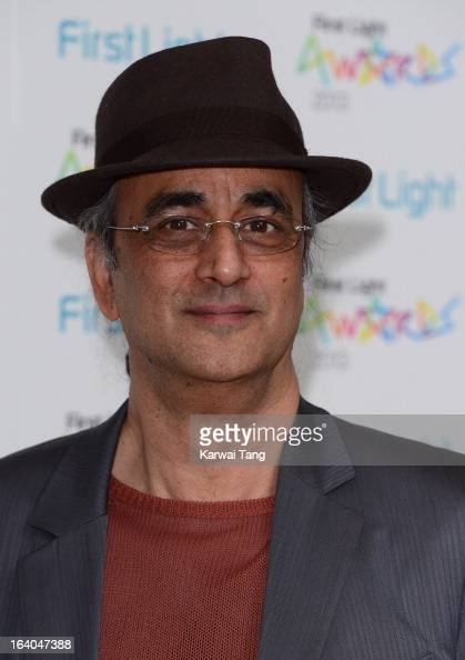 Art Malik attends the First Light Awards at Odeon Leicester Square on March 19 2013 in London England