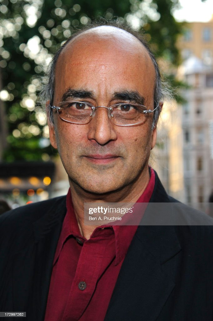 Art Malik attends the gala screening of 'Bhaag Milkha Bhaag' at The Mayfair Hotel on July 5, 2013 in London, England.