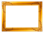 Art Nouveau Picture Frame VI - Vintage Retro Old