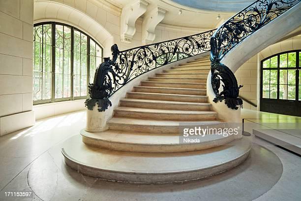 Art Nouveau Treppe