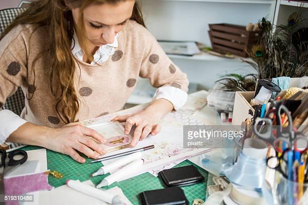 Art of card making