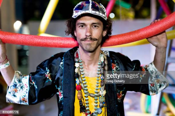 Art of Elysium Artist Tom Franco attends the Art Of Elysium 20th Anniversary Celebration at therethere on August 17 2017 in Los Angeles California