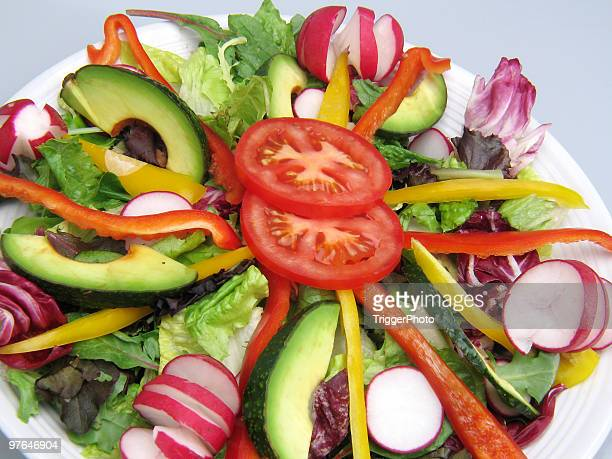 art of salad