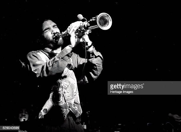 Art Porter Ronnie Scott's London 1992 Image by Brian O'Connor