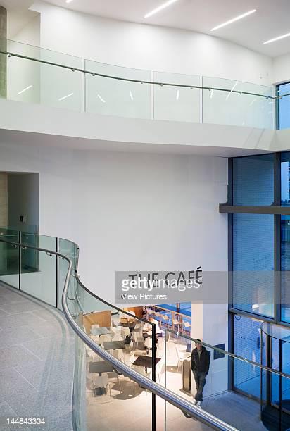 Art School Liverpool John Moores UniversityLiverpool Merseyside United Kingdom Architect Rick Mather Architects