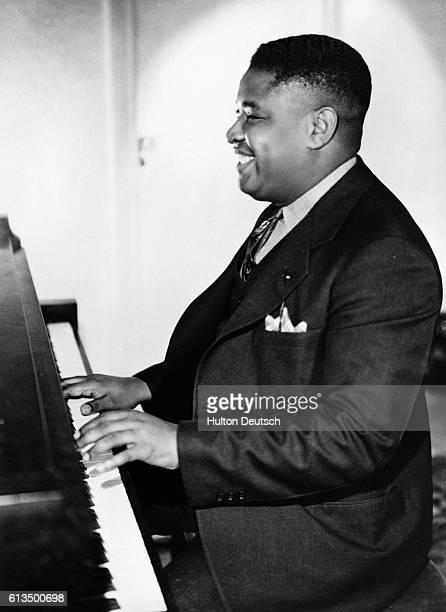 Art Tatum the American jazz pianist