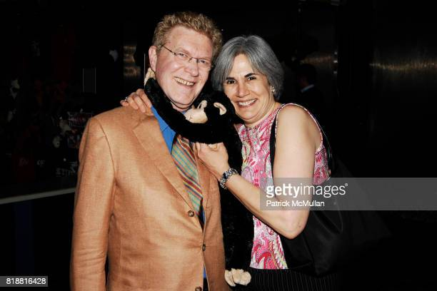 Art Weiss and Barbara Perlov attend LITERACY ASSOCIATES Second Annual Benefit for LITERACY PARTNERS at Carnival on April 27 2010 in New York City