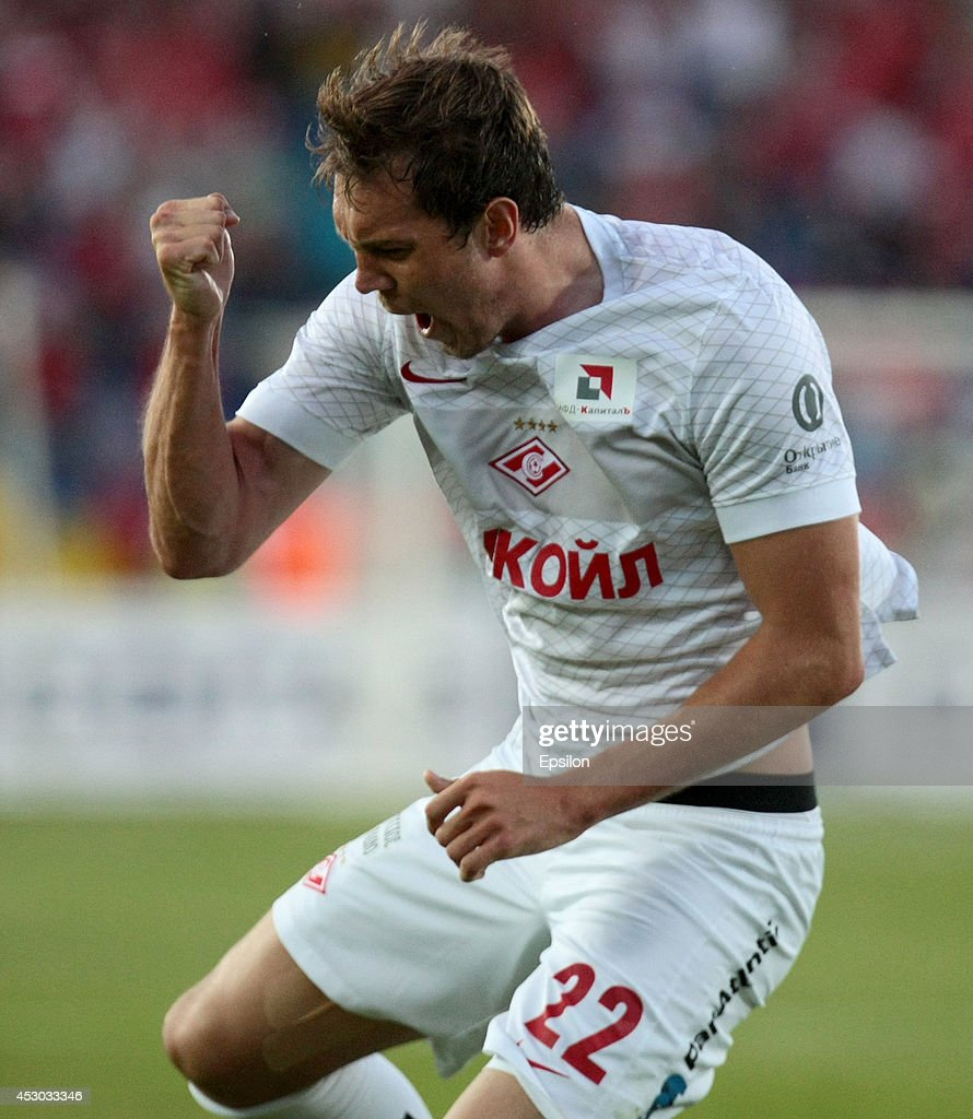 Artem Russia  city pictures gallery : ... Kazan v FC Spartak Moscow Russian Premier League | Getty Images