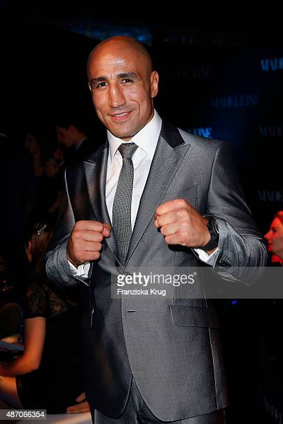 Arthur Abraham attends Madeleine At Goldene Henne 2015 on September 05 2015 in Berlin Germany