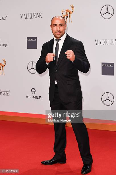 Arthur Abraham attends the Tribute To Bambi at Station on October 6 2016 in Berlin Germany