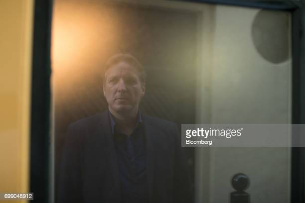 Arthur Brand a Dutch private investigator poses for a photograph in Deventer Netherlands on Tuesday May 30 2017 Brand has become one of the worlds...