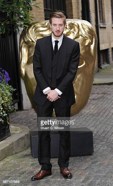 Arthur Darvill attends the BAFTA Television Craft Awards at The Brewery on April 27 2014 in London England
