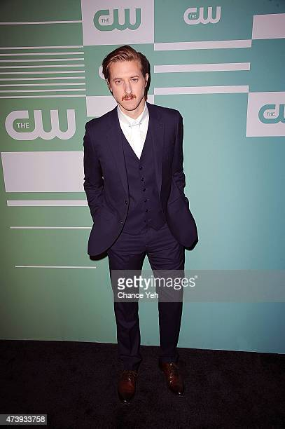 Arthur Darvill attends The CW Network's New York 2015 Upfront Presentation at The London Hotel on May 14 2015 in New York City