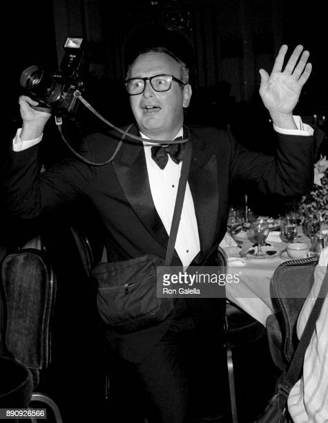 Arthur Elgort attends Sixth Annual Night of Stars Gala on October 29 1989 at the Plaza Hotel in New York City