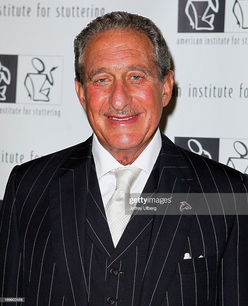 Arthur M Blank attends 7th Annual 'Freeing Voices Changing Lives' Benefit Gala at Tribeca Rooftop on June 3 2013 in New York City