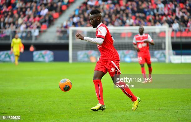 Arthur MASUAKU Valenciennes / Lyon 32eme journee de Ligue 1 Photo Dave Winter / Icon Sport