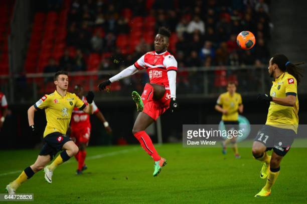 Arthur MASUAKU Valenciennes / Sochaux 26eme journee de Ligue 1 Photo Dave Winter / Icon Sport