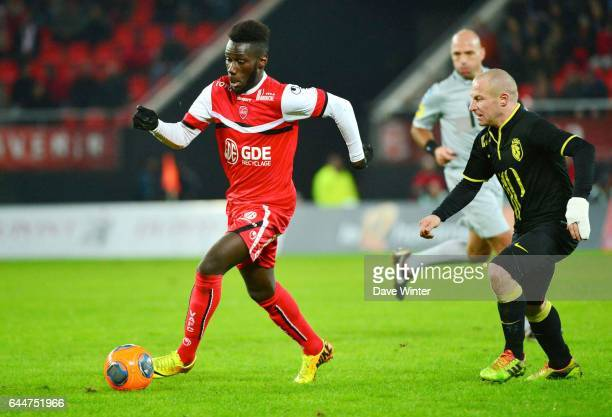Arthur MASUAKU Valenciennes / Lille 13e journee Ligue 1 Photo Dave Winter / Icon Sport