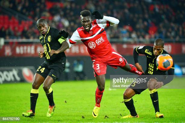 Arthur MASUAKU Valenciennes / Lille 15e journee Ligue 1 Photo Dave Winter / Icon Sport
