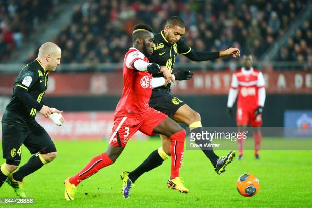 Arthur MASUAKU / Ronny RODELIN Valenciennes / Lille 15e journee Ligue 1 Photo Dave Winter / Icon Sport