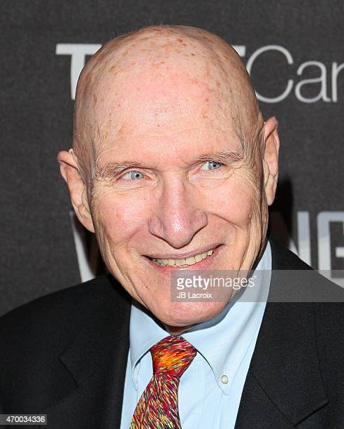 Arthur Newman attends a charity screening of the film 'WINNING The Racing Life Of Paul Newman' at the El Capitan Theatre on April 16 2015 in...