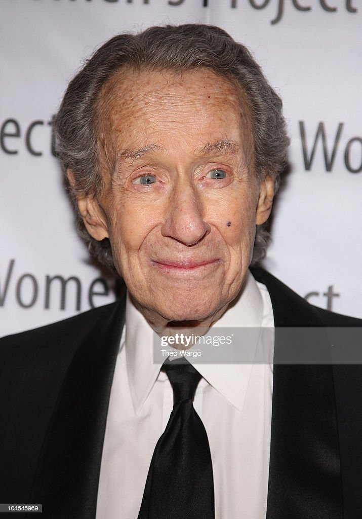 Arthur Penn attends the 24th annual Women's Project gala at the Pierre Hotel on March 2 2009 in New York City